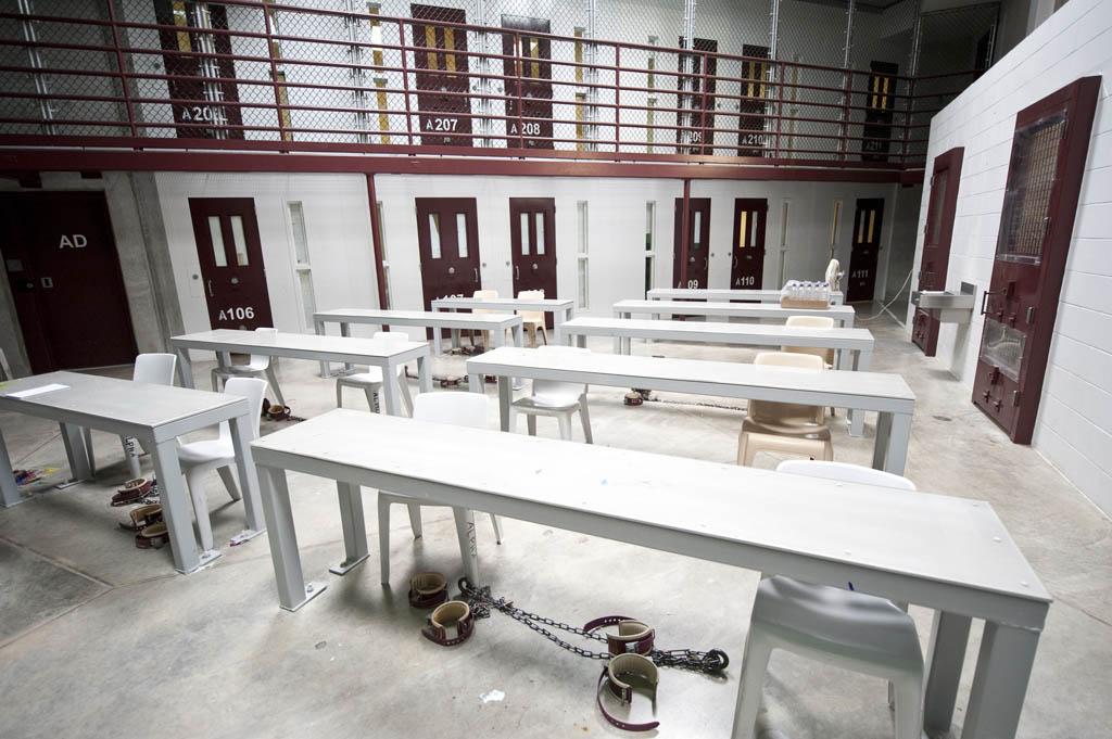 Guantanamo Bay, Cuba, 2011. ©BELGA_Greg Mathieson_Landov