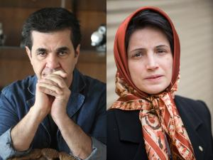 Der iranische Regisseur Jafar Panahi und die iranische Anwältin Nasrin Sotoudeh haben den diesjährigen Sacharow-Preis für geistige Freiheit des Europäischen Parlaments gewonnen