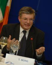 Tonio Borg - Commissioner-designate