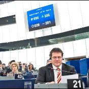Der Malteser Tonio Borg wurde vom Europaparlament als neuere EU-Kommissar für Gesundheit und Verbraucherschutz bestätigt