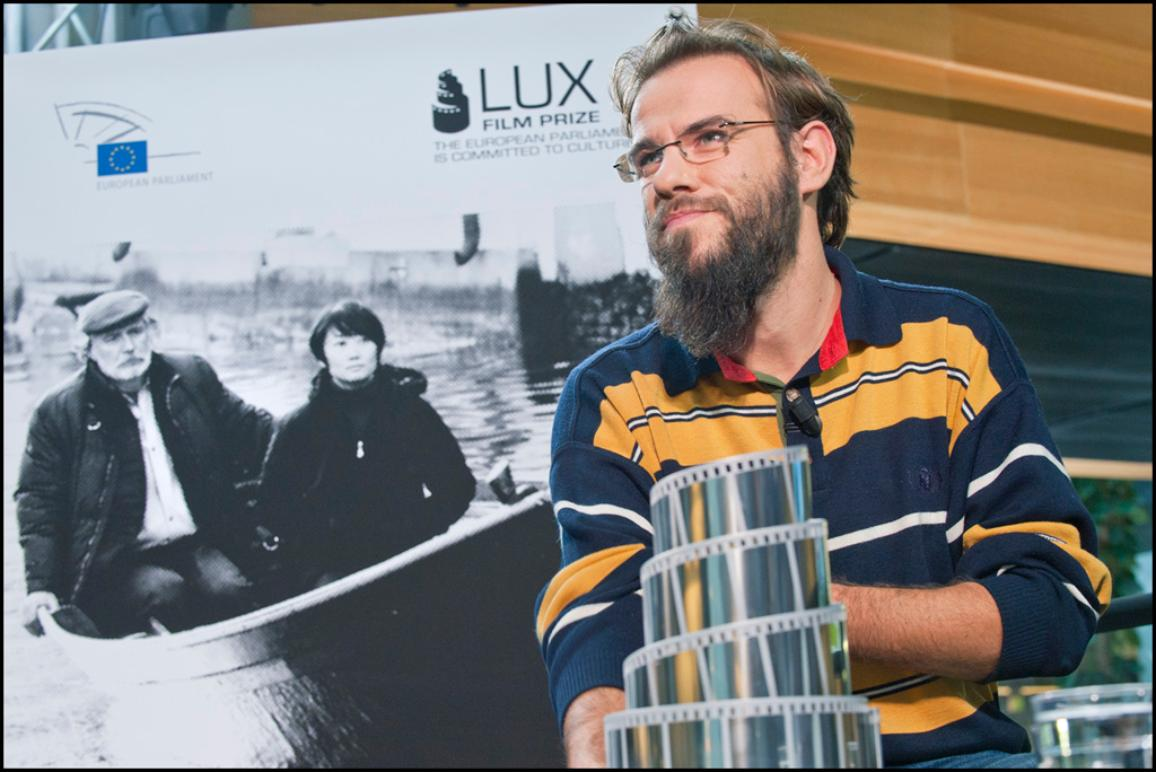 Andrea Segre has won the 2012 LUX Prize with his film Io Sono Li