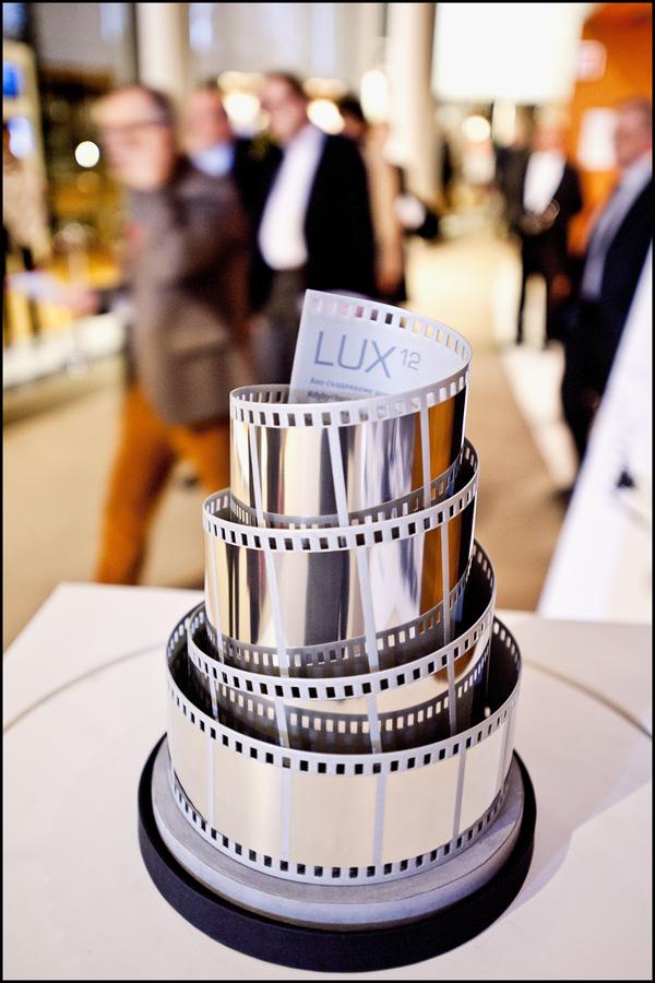 Verleihung des LUX-Filmpreises 2012