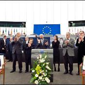 Ceremonia del Premio Sájarov
