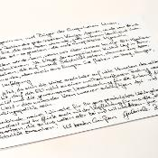 Leaders Letters Zimmer