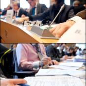 The agriculture committee votes on the reform of the EU's agricultural policy