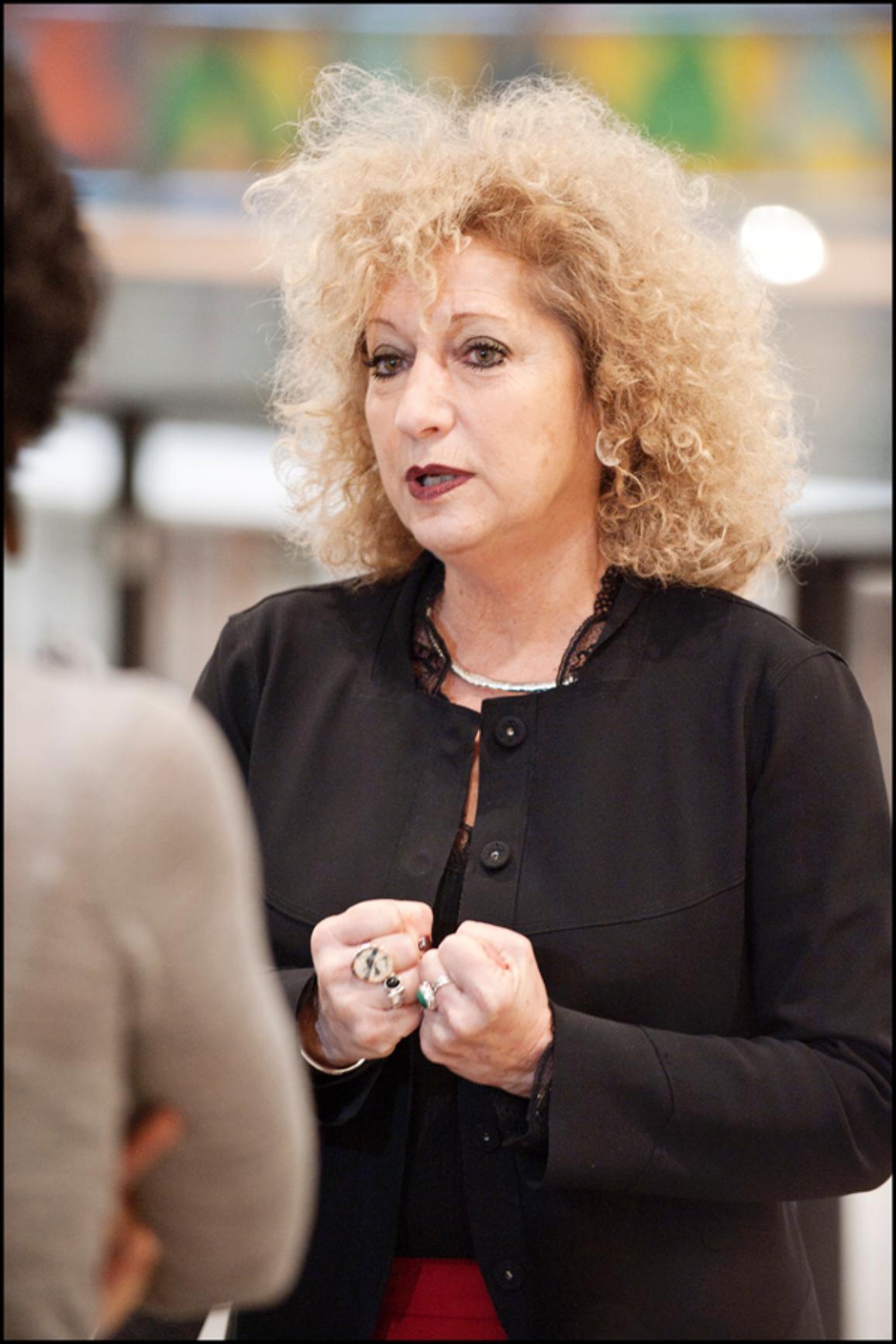 Bild av Bernadette Vergnaud, föredragande för  förslaget om erkännande av yrkeskvalifikationer