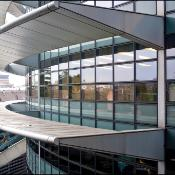 La sede del PE a Strasburgo.