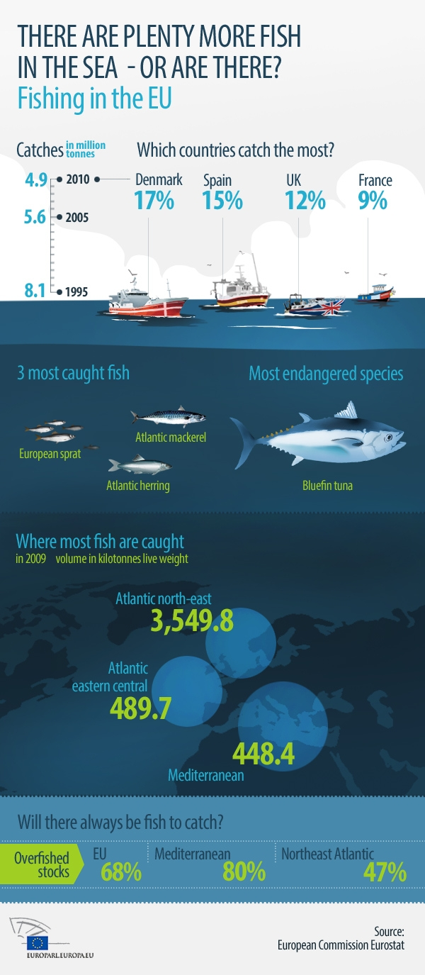 Infographic on fisheries policy