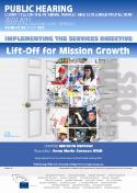 Implementing the Services Directive: lift-off for mission growth