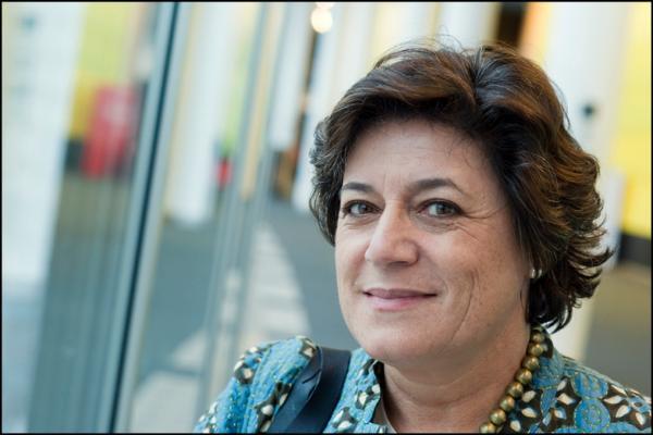 EU-Abgeordnete Ana Gomes