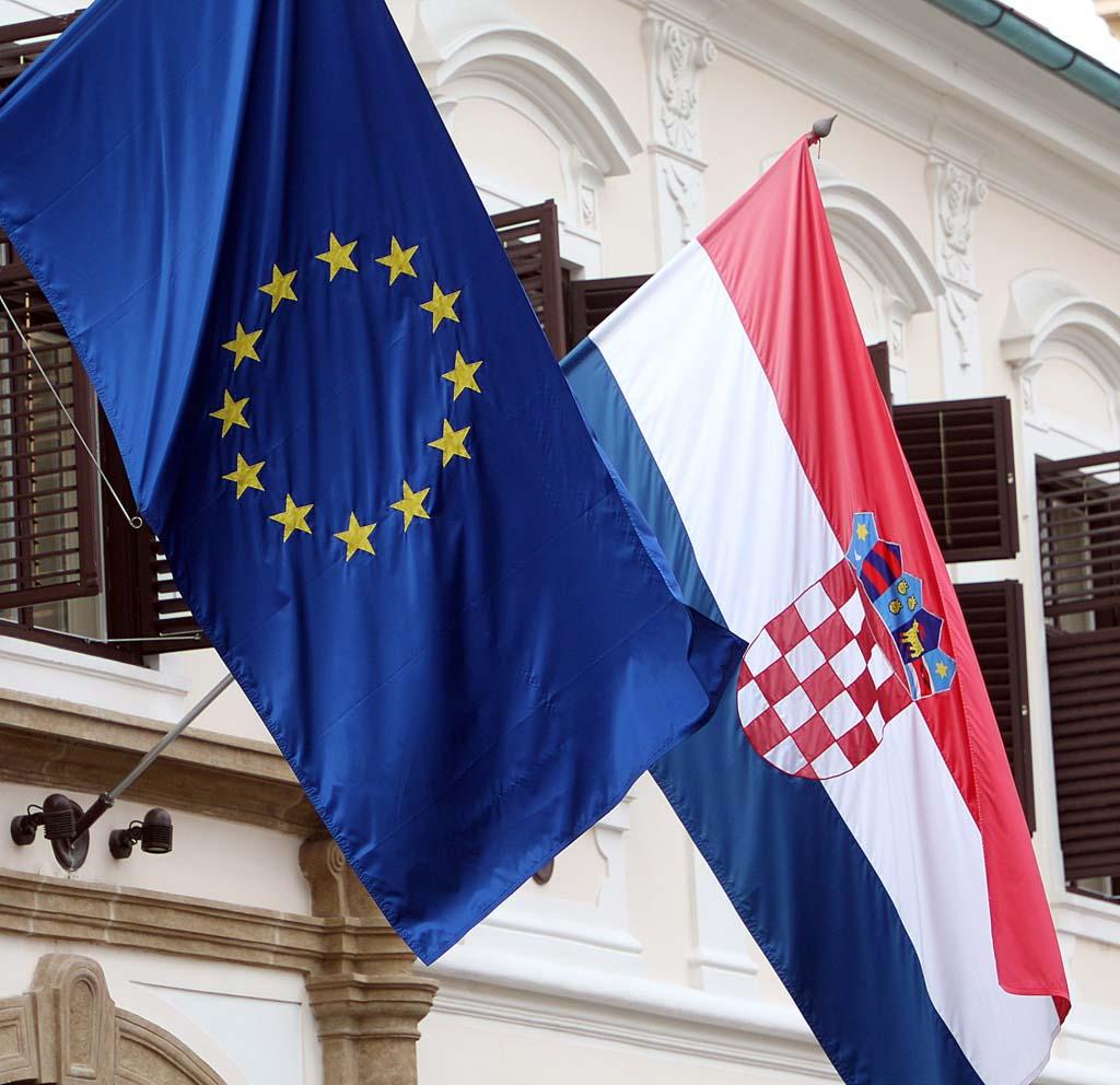 Croatie - UE