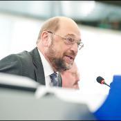 Discours du Président Martin Schulz à l'ouverture de la session plénière d'avril