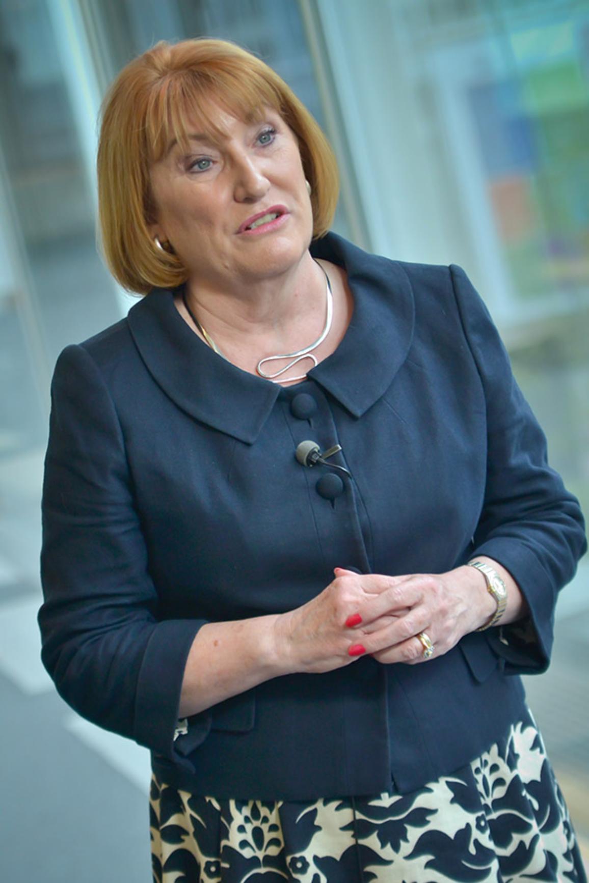 Imagen de la eurodiputada Willmott. ©European Union 2013 - European Parliament