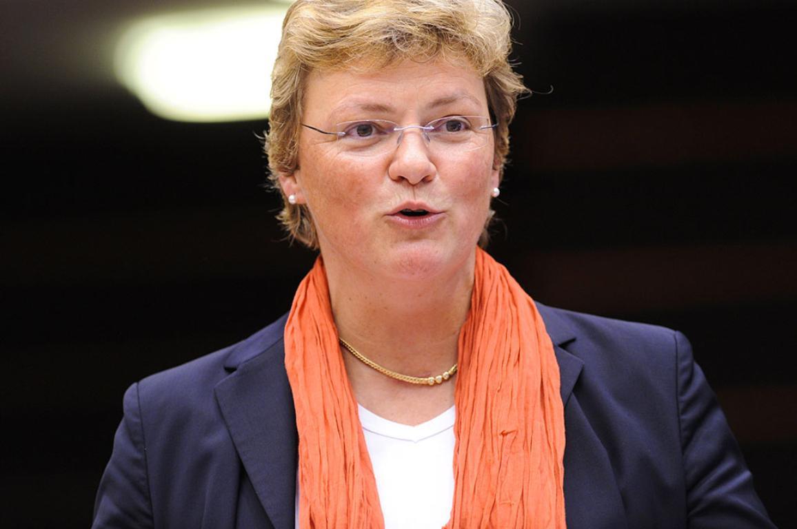 Monika Hohlmeier, eurodiputada popular alemana