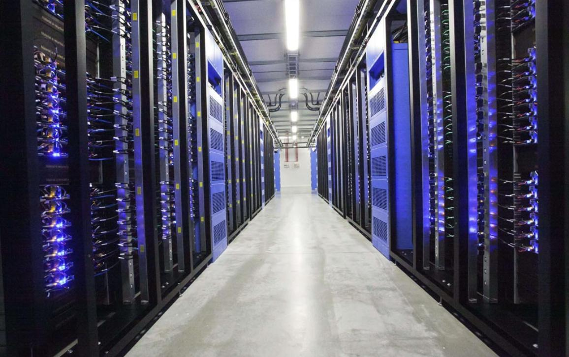 Social network Facebook opened its first data centre outside the United States, in Luleaa, a coastal Swedish town near the Arctic Circle on Wednesday 12 of June 2013. © BELGA/AFP/Scanpix/S.Lindholm