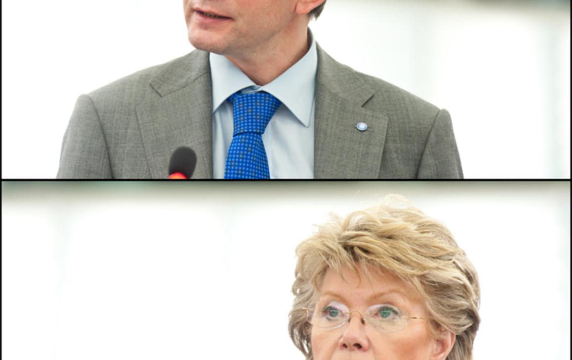 Debata o PRISM w Parlamencie Europejskim