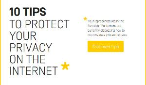 10 tips for protecting your privacy online