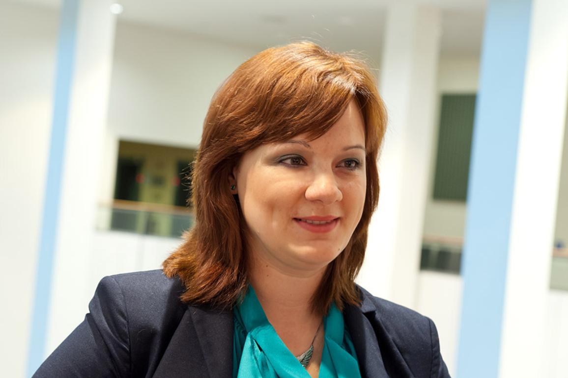 Авторката на доклада на ЕП относно преосмислянето на образованието Катарина Неведялова
