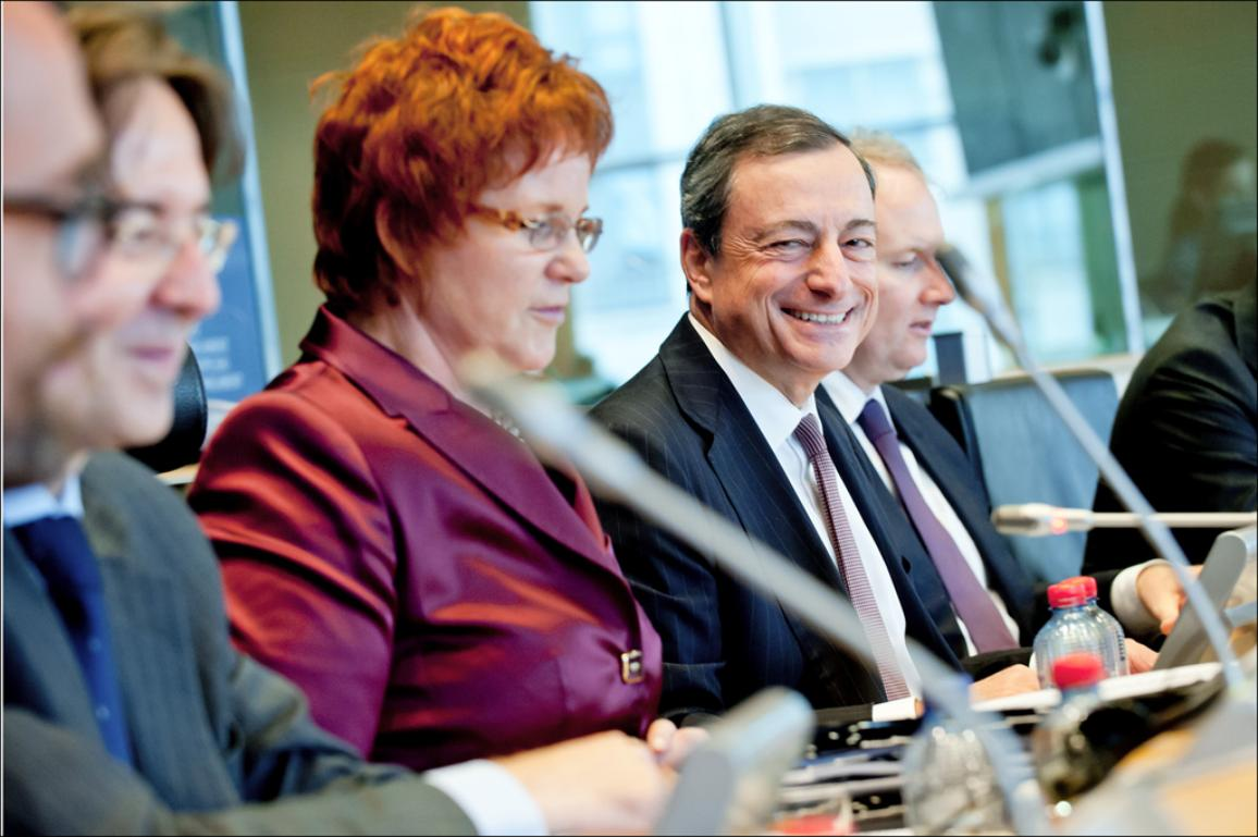 Monetary Dialogue and ESRB Public Hearing with ECB President Mario Draghi on 23 September 2013