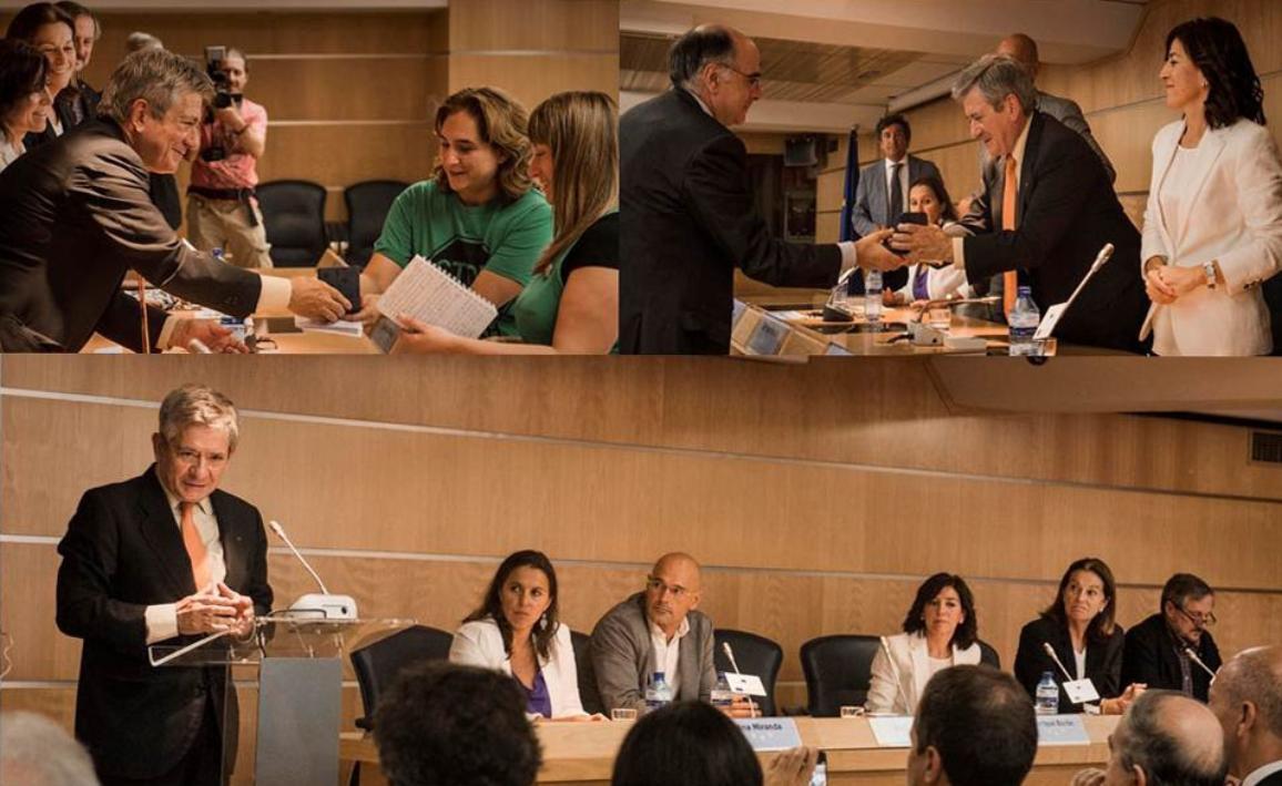 Entrega del Premio Ciudadano Europeo 2013