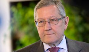 Klaus Regling quizzed about wider lending role for European Stability Mechanism ©ESM