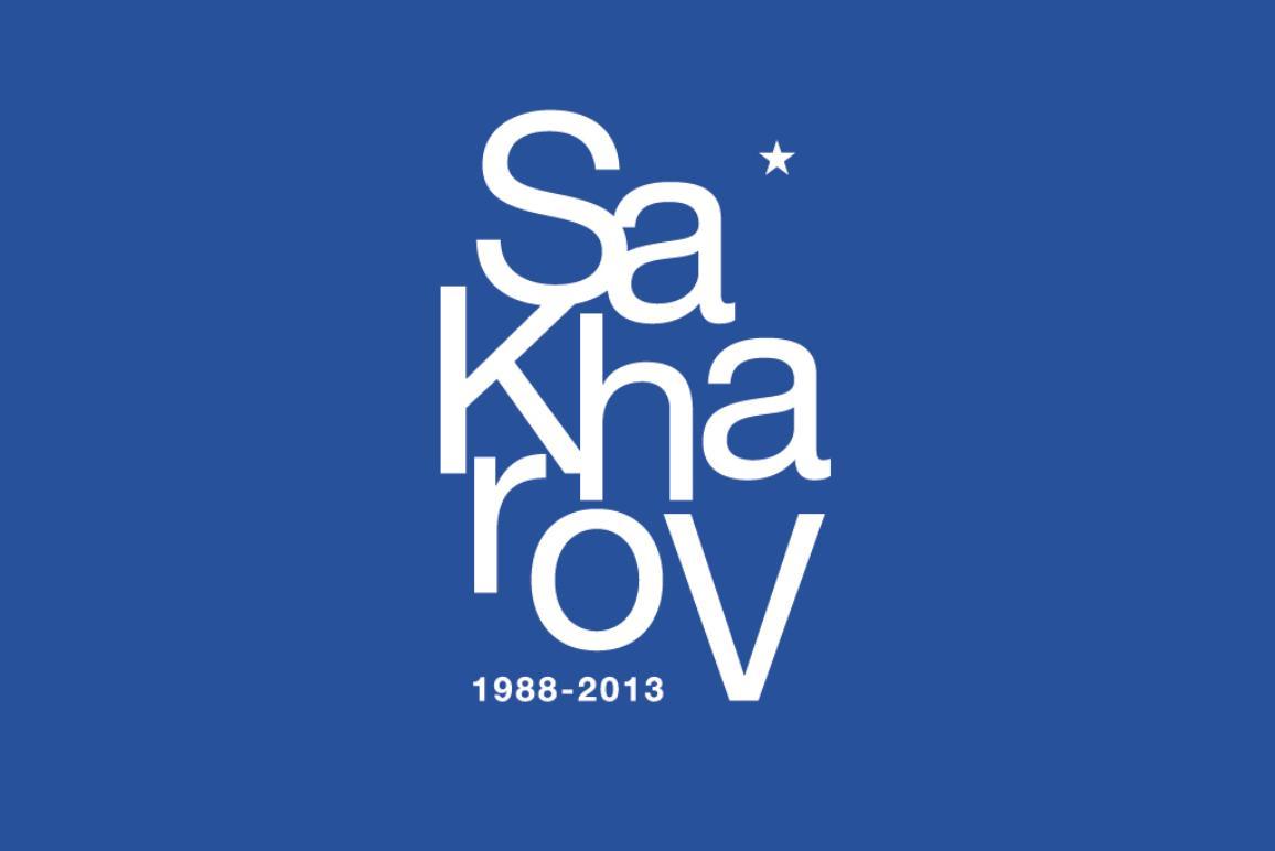 Logo do Sakharov