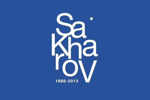 2013 Sakharov logo