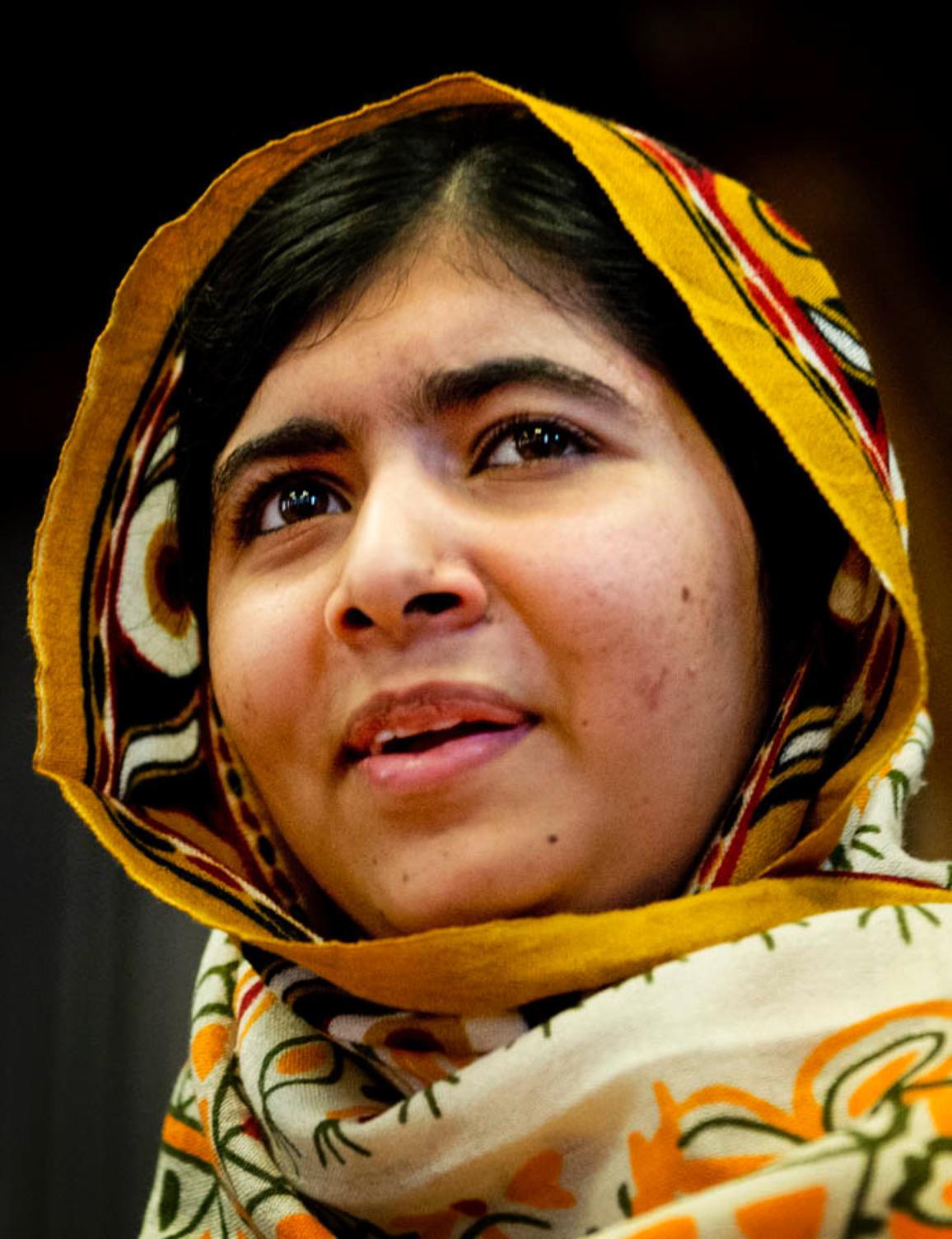 Malala Yousafzai, militante pakistanaise pour l'éducation des filles, est la lauréate du Prix Sakharov 2013