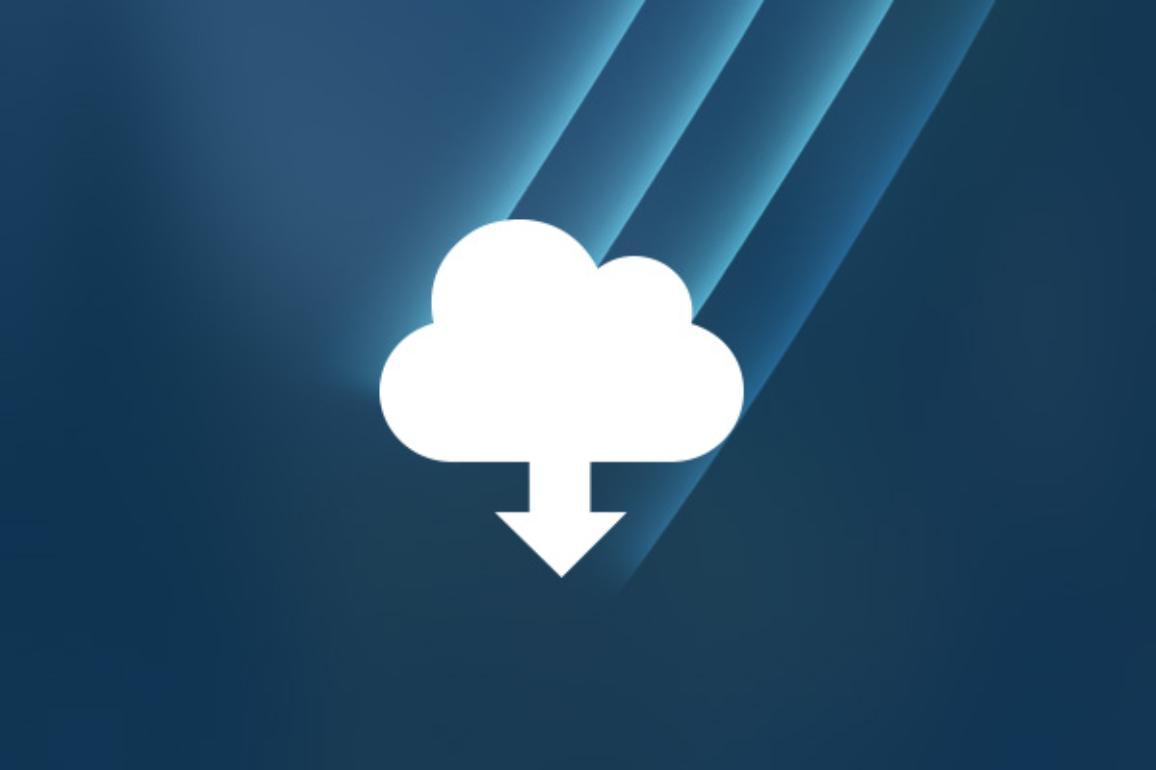 EP lejupielādes centra logo