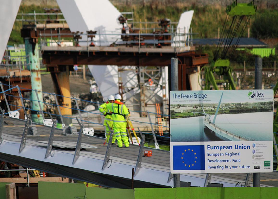 Un tiers du budget 2014-2020 sera investi pour stimuler le développement régional et en particulier l'emploi, l'efficacité énergétique, l'innovation et la recherche © European Union