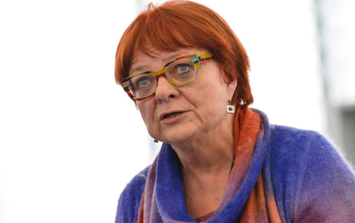 MEP Tarja Cronberg, delegation chair