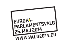 Europa-parlamentsvalg 25. maj 2014
