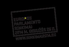 Europos parlamento rinkimai 2014 m. gegužės 25 d.