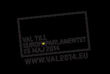 Val till Europaparlamentet 25 maj 2014