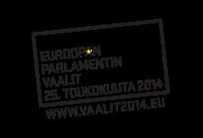Euroopan parlamentin vaalit 25 toukokuuta 2014