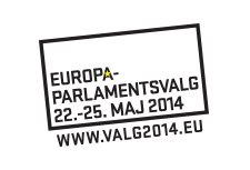 Europa-parlamentsvalg 22.-25. maj 2014