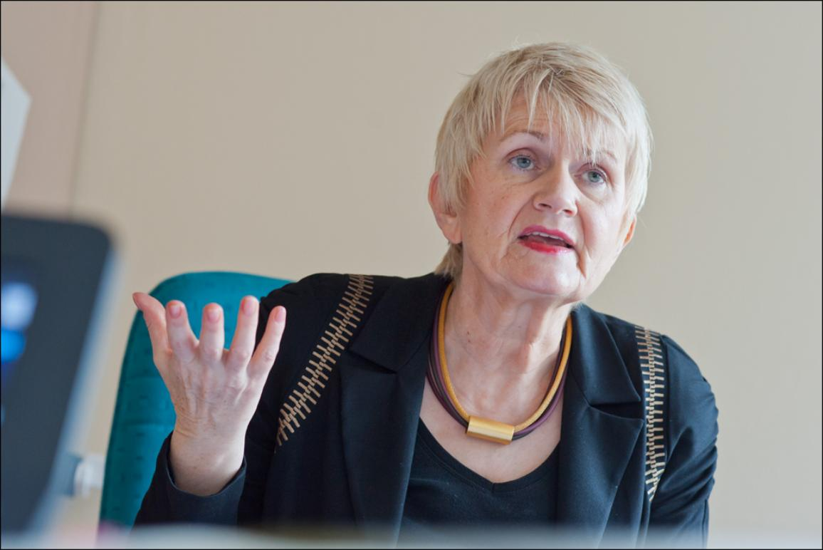 Interview mit Marian Harkin