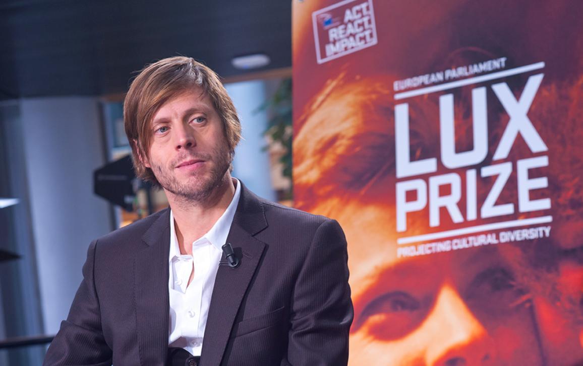 Felix van Groeningen, director de la película ganadora del Premio LUX 2013.