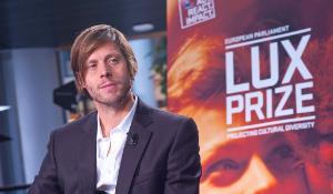EP 2013 LUX Film Prize winner  Felix van Groeningen