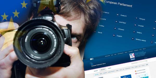 Concurs fotografic la Parlament.