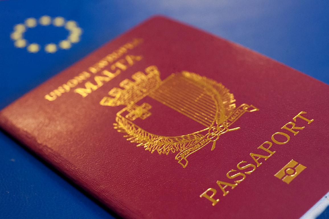 Image result for Malta passport