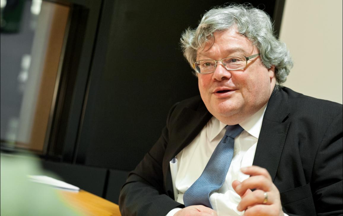 Interview with Reinhard Bütikofer