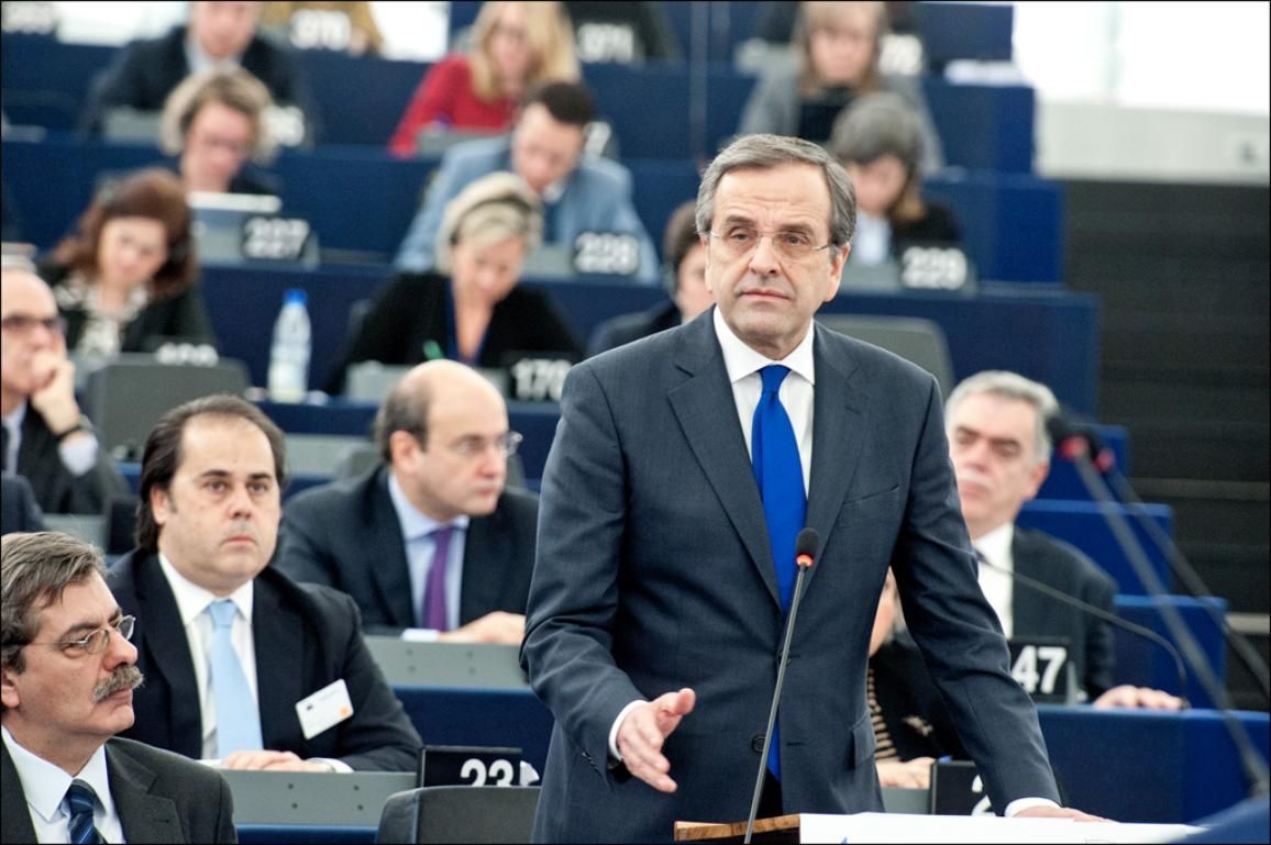 MEPs debate the Greek Presidency of the Council with Prime Minister Samaras and President Barroso