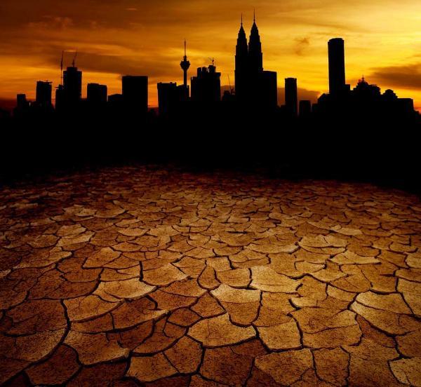 Global Warming Concept Image ©BELGA/EASYFOTOSTOCK