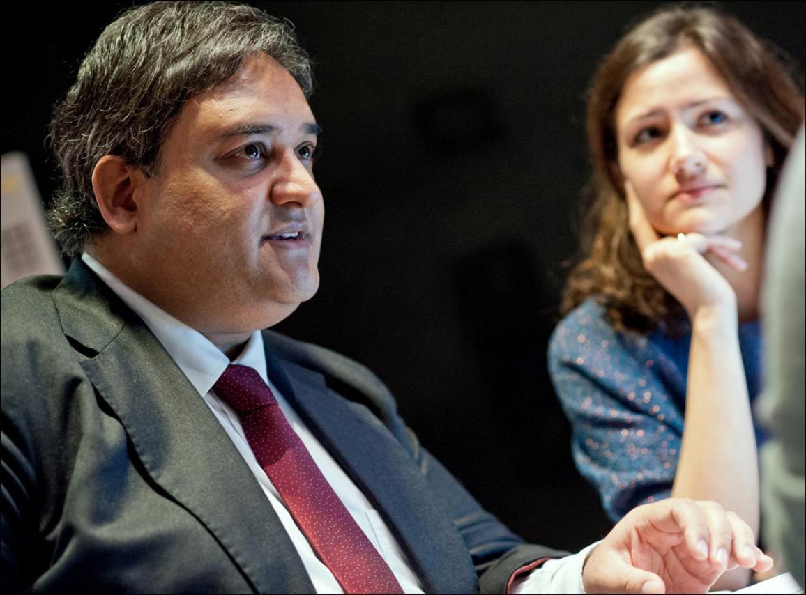 Claude Moraes interview