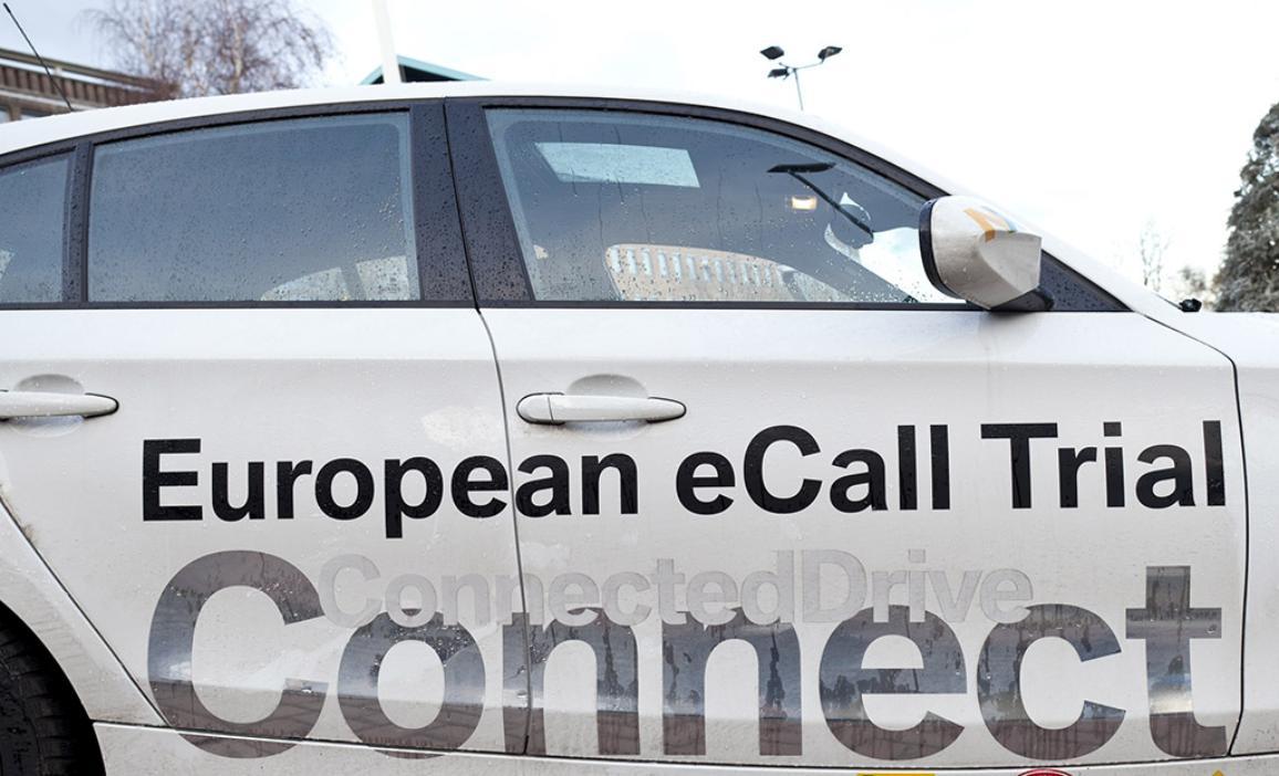 Les dispositifs eCall seront introduits dans les voitures d'ici 2015 dans le but de sauver des vies