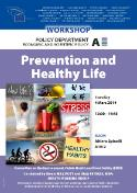 Prevention and healthy life workshop