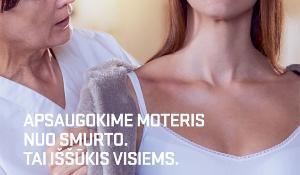 2014 m. Tarptautinės moters dienos renginių tema – smurtas prieš moteris