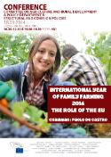 Conference on Family farming 2014