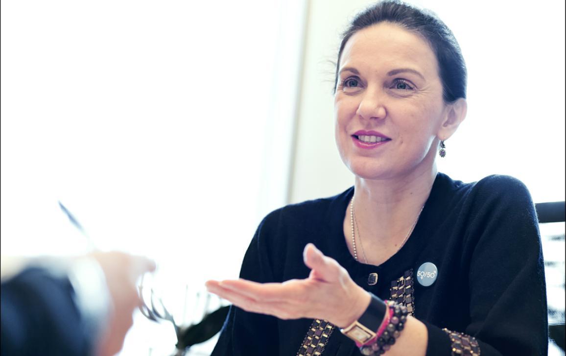 EP pranešėja Antonyia Parvanova